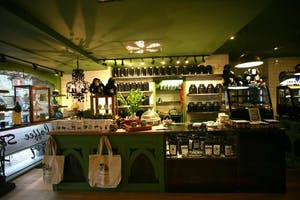 Alpine Cafe in Whistler