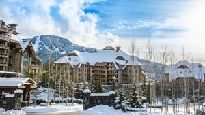 Accomodation in Whistler: Four Seasons Hotel