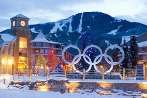 Whistler's Olympic History