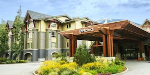 Aava hotel in Whistler
