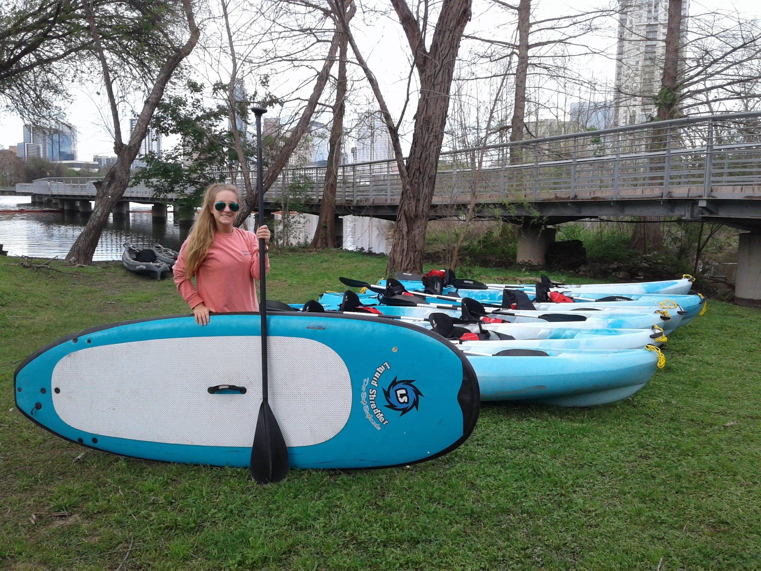 Paddle Board And Kayak Rentals Austin Tx Lone Star Kayak Tours