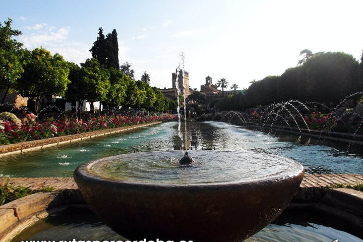 A fountain in Andalusia