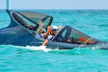 Seabreacher in water