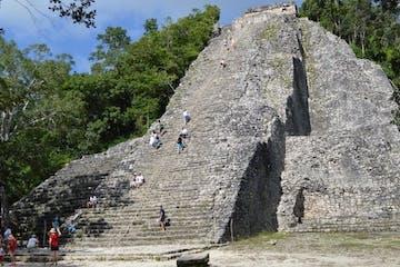 Tulum Coba Pyramid