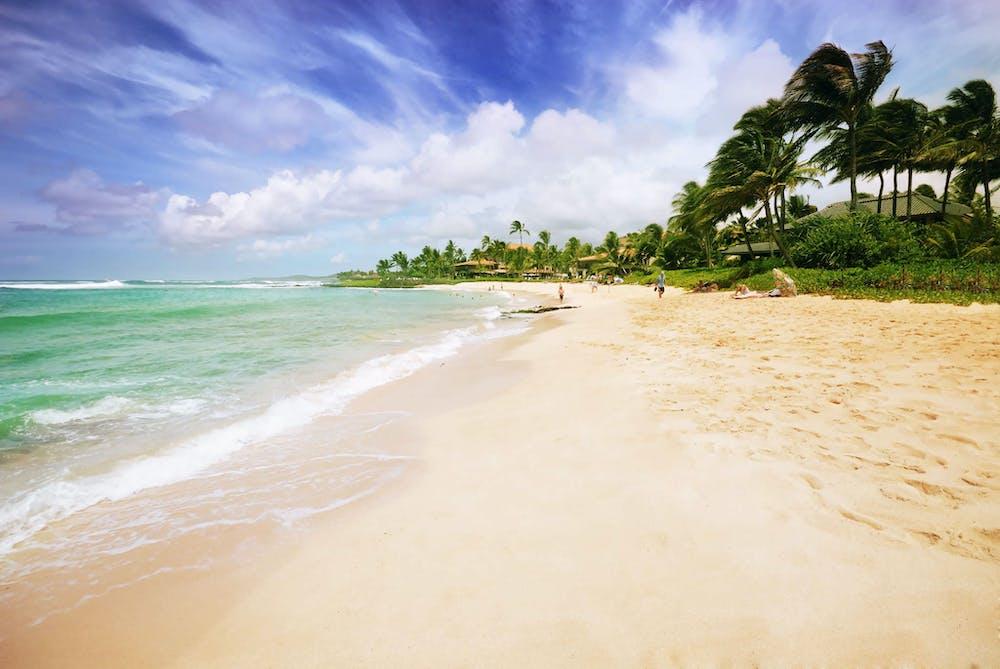 kona hi beaches nude
