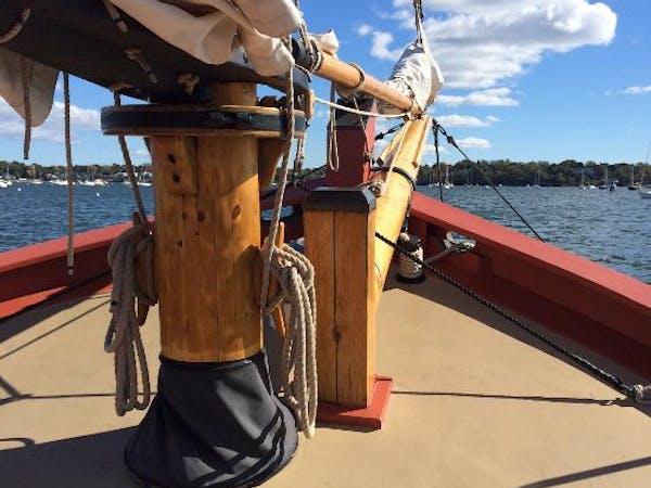 Fame of Salem | Public & Private Sails on Salem Sound