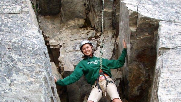 rock climb duluth montana