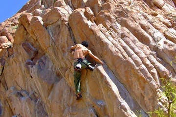 PCGI Climbing Guide Training Course