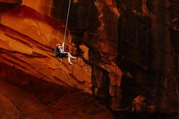 East Zion Adventures Canyoneering