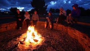 Campfire Zion Ponderosa