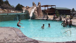 Zion Ponderosa Swimming Pool