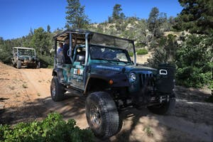 Guided Jeep tours