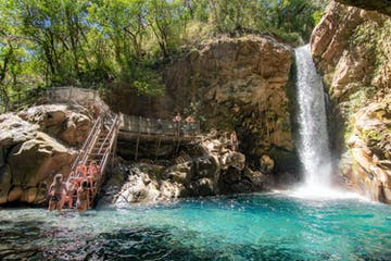 La Oropendola Waterfall