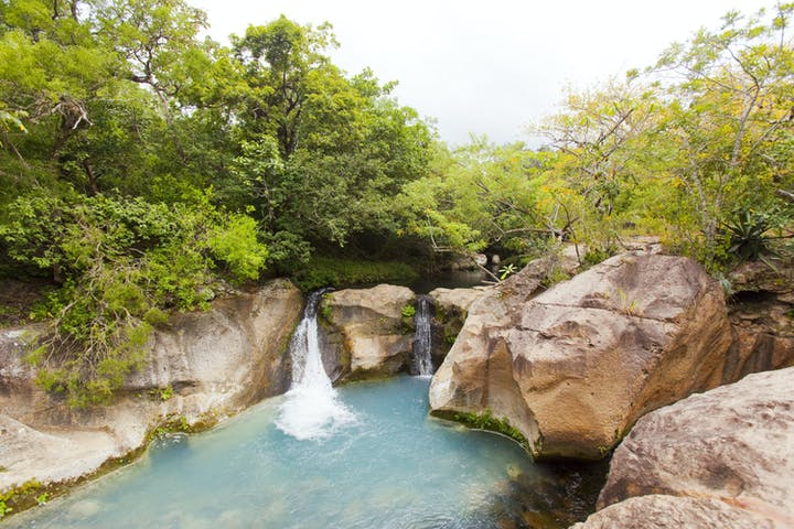 Las Chorreras Waterfall