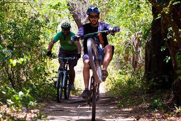 Tropical Trails Single Track Mountain Bike Tour