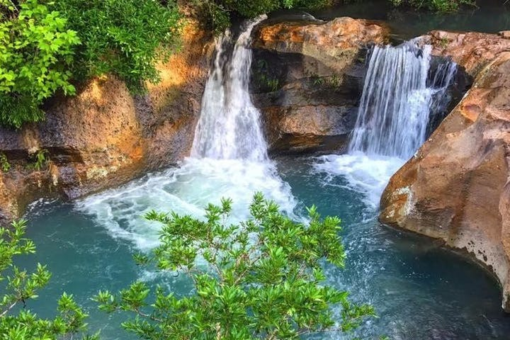 Las Chorreras Waterfall