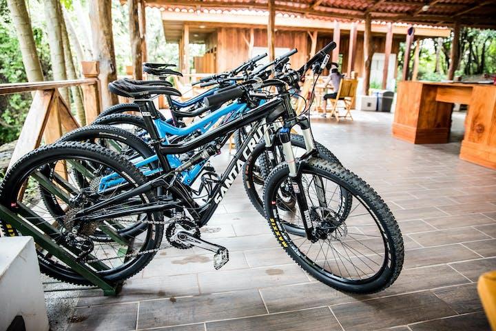 MTB Bicycle Rentals