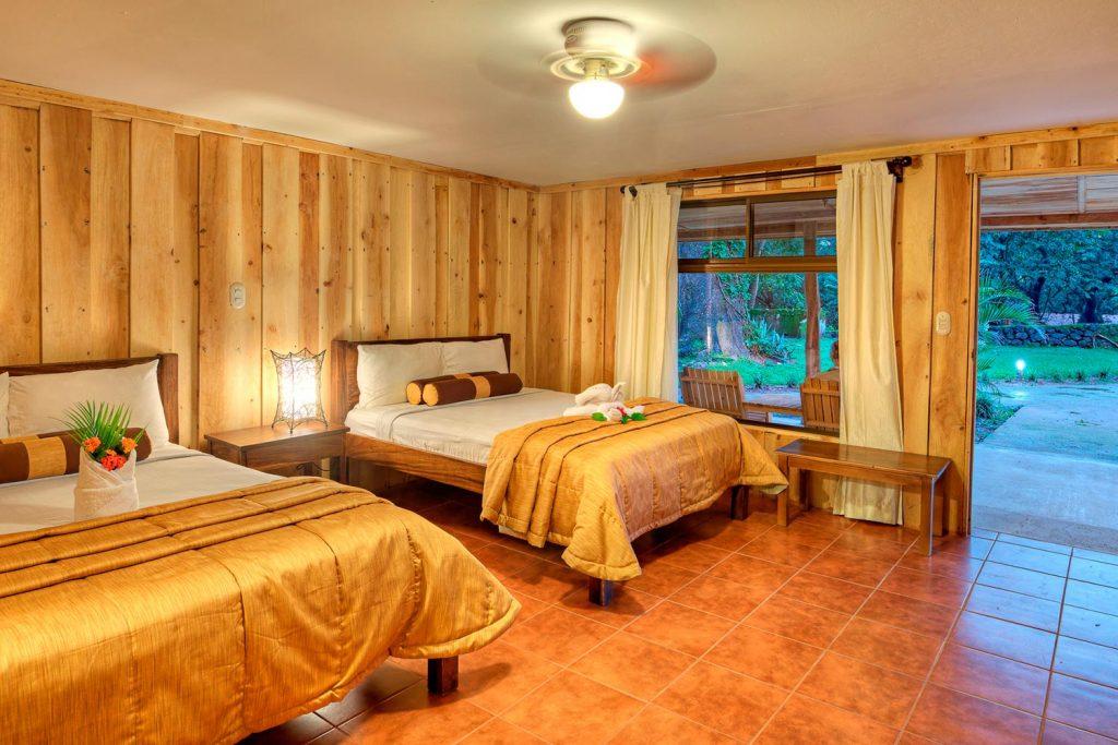 Hacienda Guachipelin rooms Superior