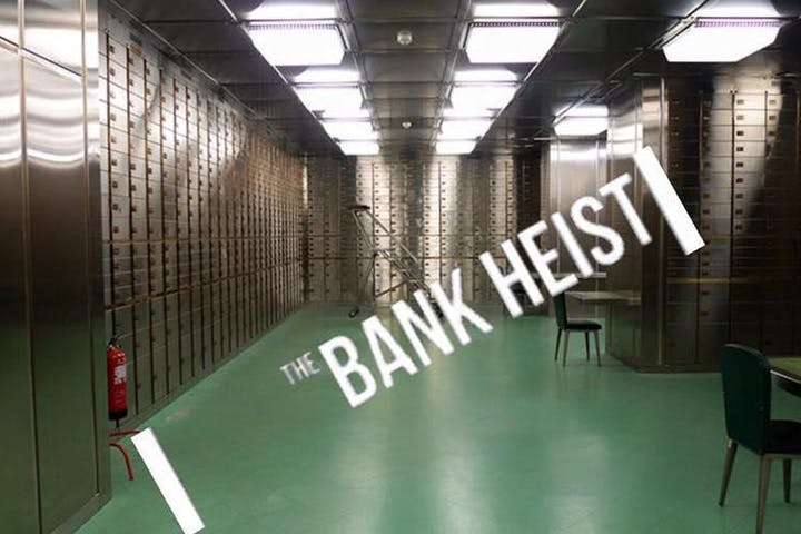 Bank Heist Room   My Escape Mission
