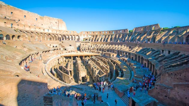 Inside-of-Coliseum