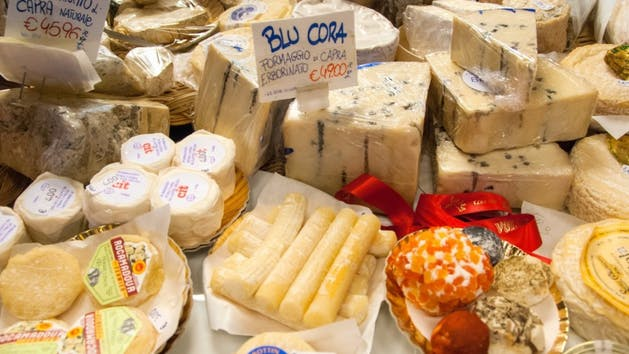 Cheese-in-Rome