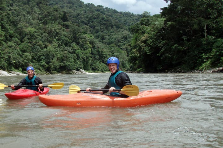 river people tena ecuador