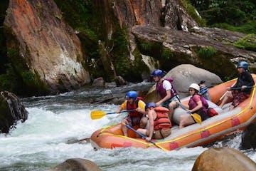 river people tena ecuador