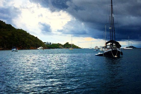 Delivery Sail from USVI to Turks and Caicos