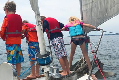 Moment Sailing Kids