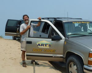 Art's Dune Tours Provincetown