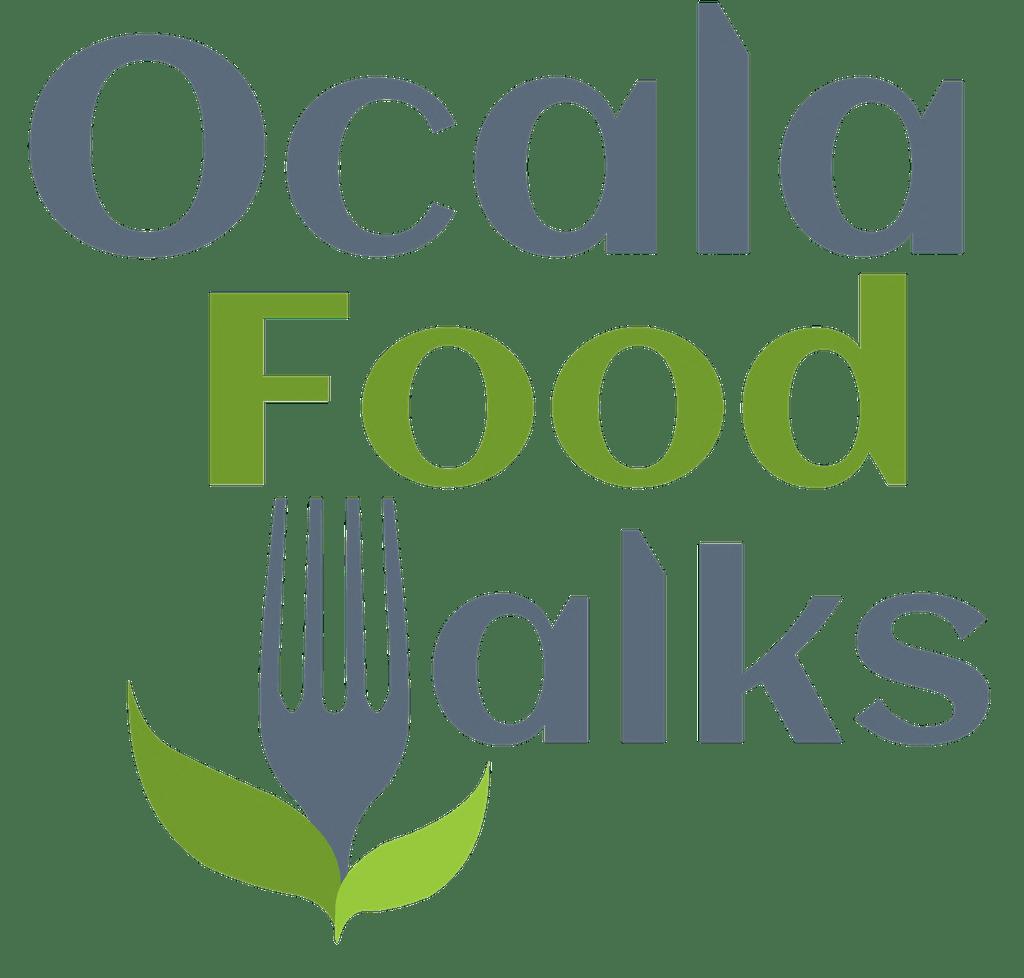 Ocala Food Walks Logo