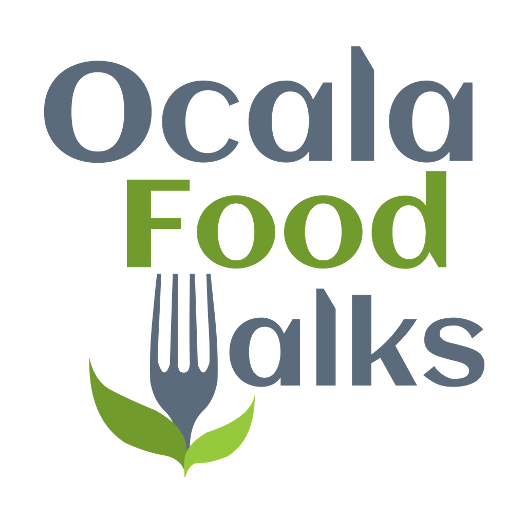 Ocala Food Walks Logo
