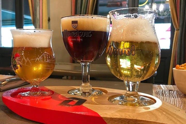 Bruges Beer Tasting (Spanish) Image 1