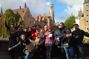 Walking-Tour-of-Brugge