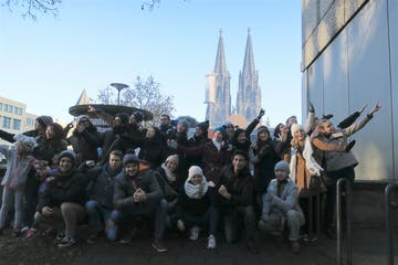 Group Walking Tour of Cologne, Germany