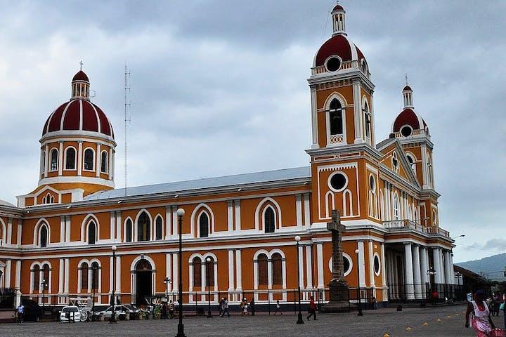 Chapel in Nicaragua