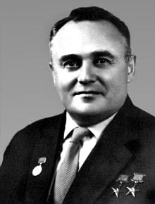 Korolev - the father of Soviet space
