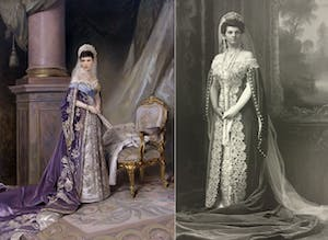 Fashion in Imperial Russia