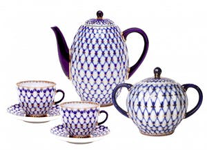 Russian tea sets