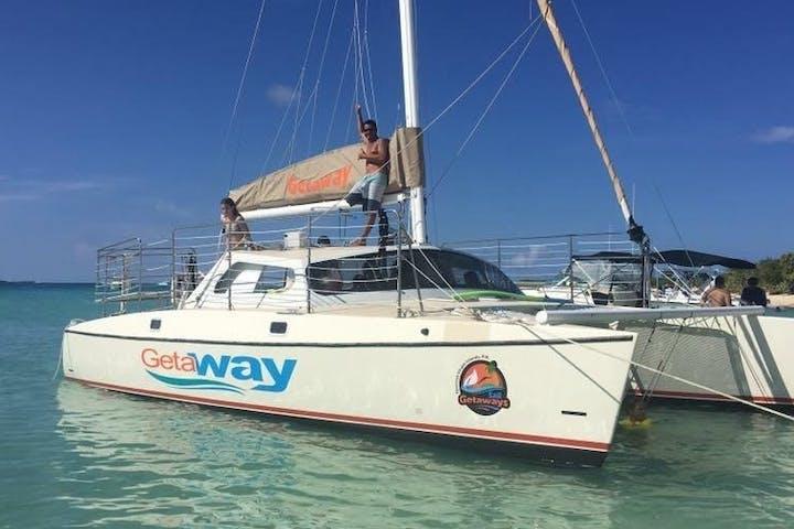 Sailing Catamaran Getaway in Puerto Rico