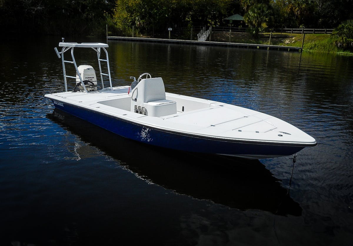 Our Boats | Backwater Tarpon PR