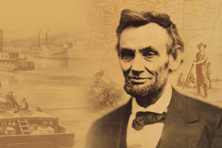 Lincoln in New Orleans