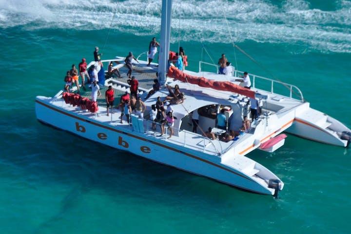 Punta Cana party boat