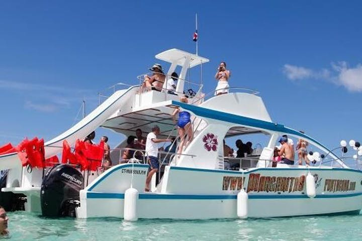 Morning Margarita Party Boat and Snorkeling Cruise
