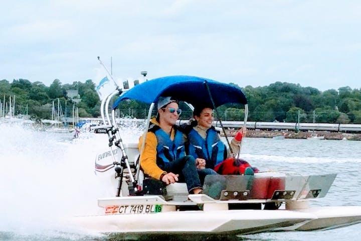 Mystic River Boat Tours | Mystic Boat Adventures