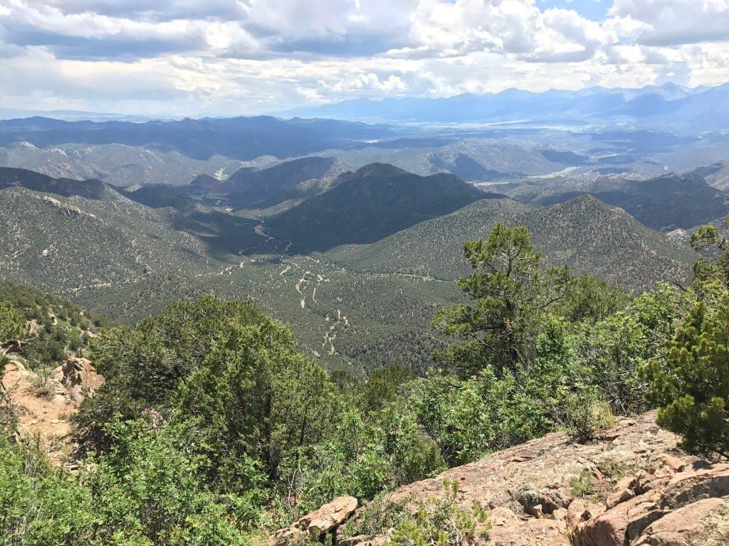 overlook at valley range