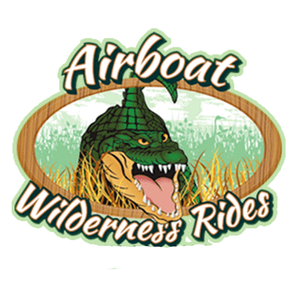 Airboat Wilderness Rides logo