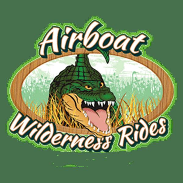Airboat Wilderness Rides logo