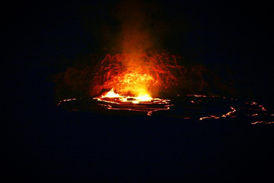Product Kilauea Hike and Glow