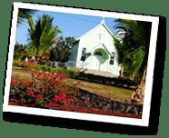 Kalapana Painted Church